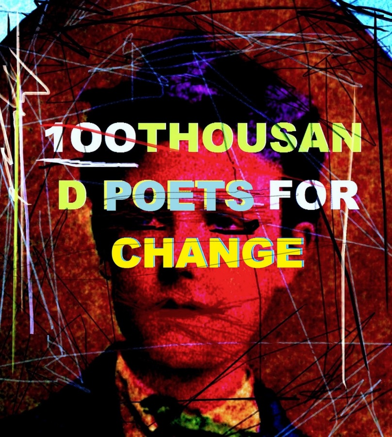 100 Thousand Poets for Change: Finalista!